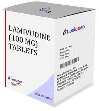 Lamivudine Tablets 100 mg