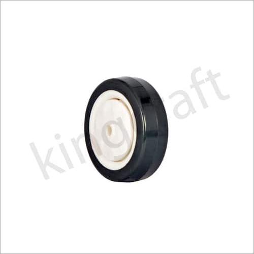Black PU Wheel