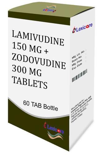 Lamivudine and Zodovudine Tabletsb