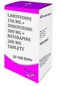 Lamivudine and Zodovudine and Nevirapine Tablets