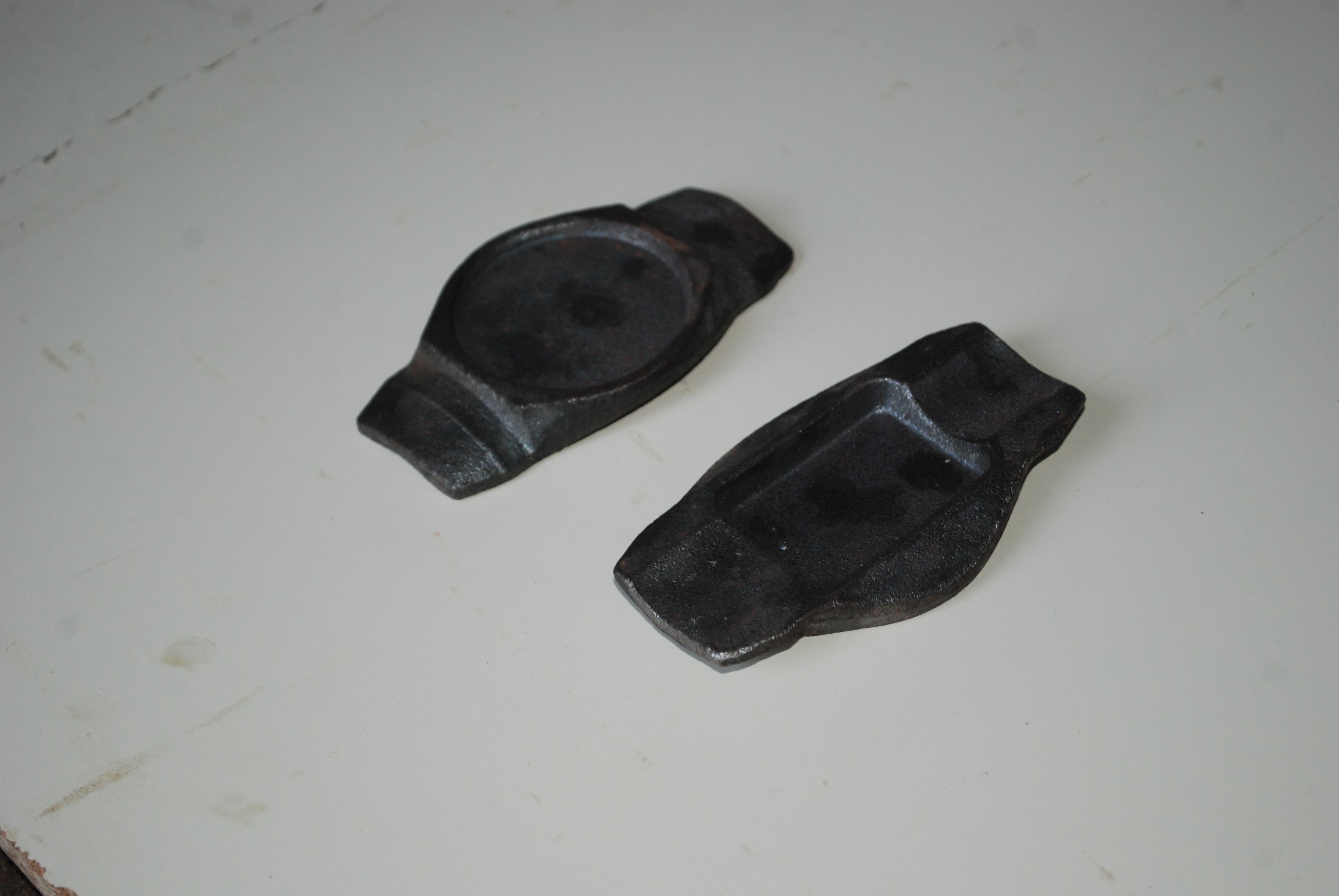 Scaffolding Ledger Blade