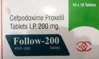 Follow-200 tablet