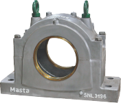 MNL 3000/3100 SERIES PLUMMER BLOCKS