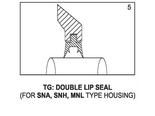 Double Lip Seals