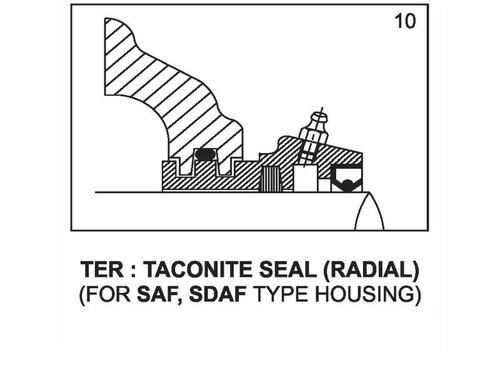 Taconite Seals