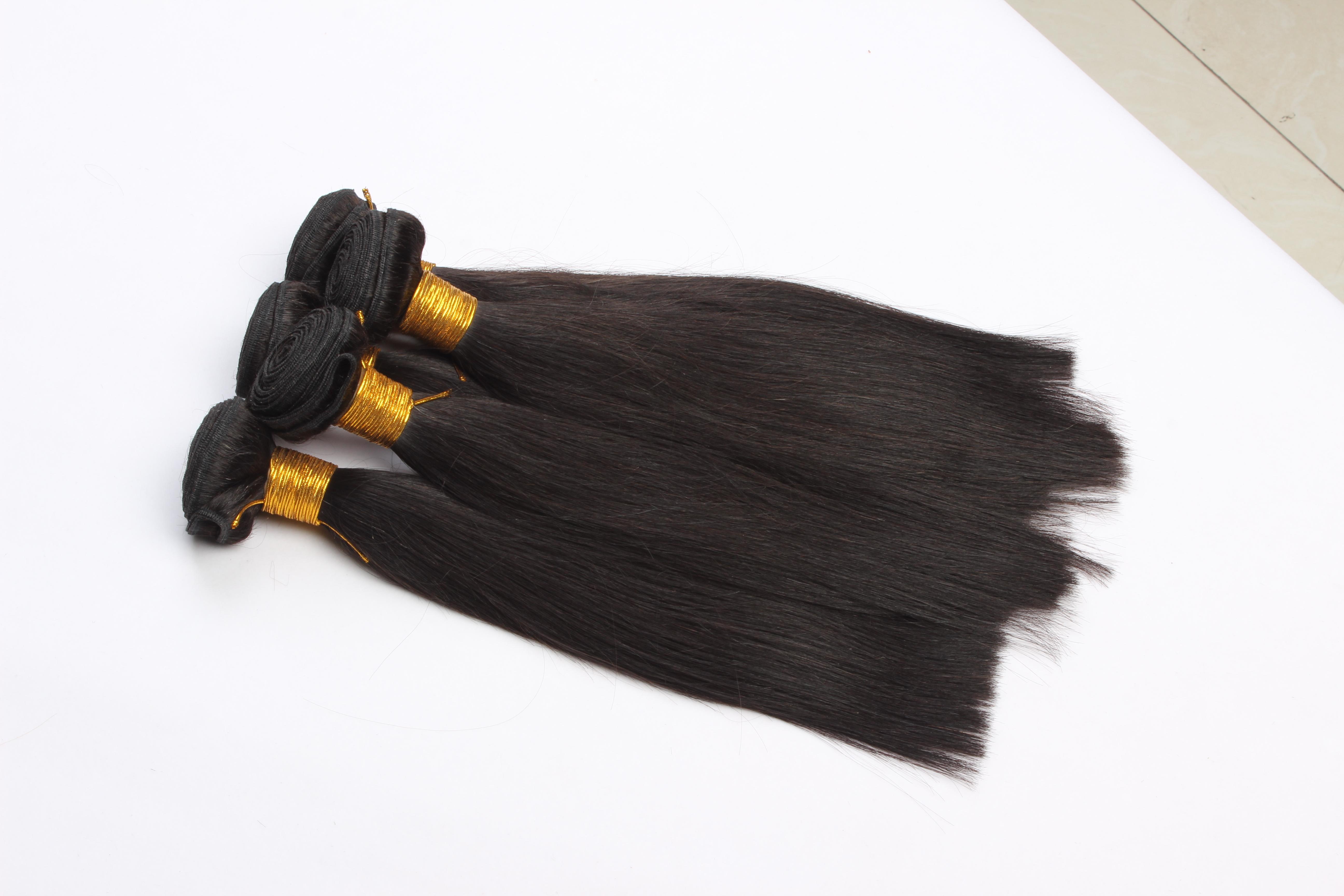 Vigin hair weave