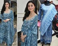 Fashion Designer Cotton Kurti