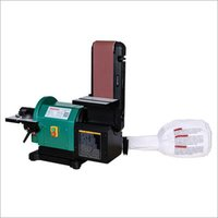 Disc and belt sander