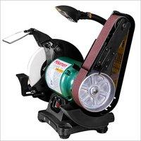 Belt sander and grinder