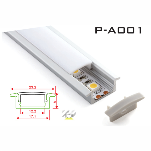 Aluminium LED Strips Profile