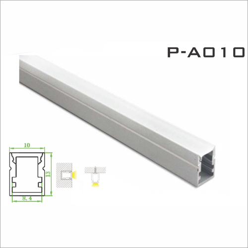Flat Surface Mount LED Profile