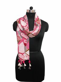 Fancy Printed Stole