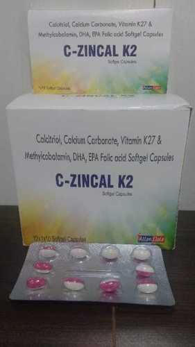 C-ZINCAL SOFT GEL