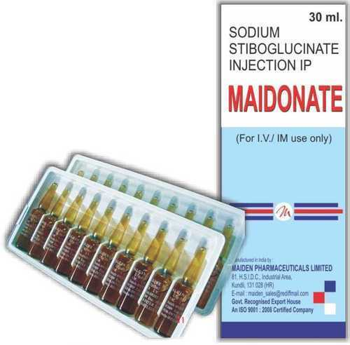 Sodium Stibogluconate Injection