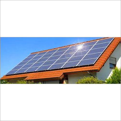 Solar Roof Power Plant