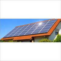 Solar Roof Power Plant