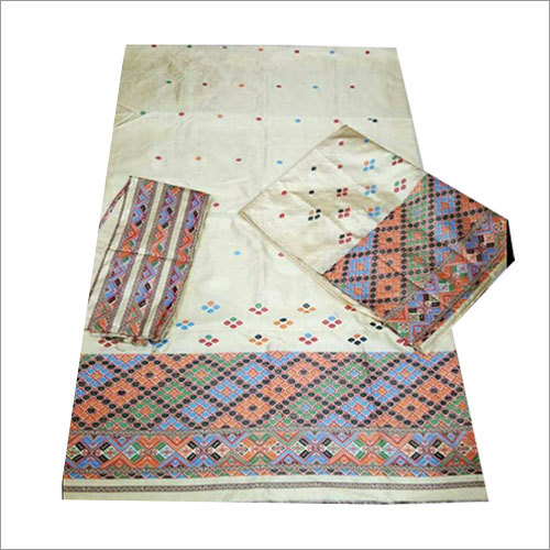 Ladies Assamese Saree