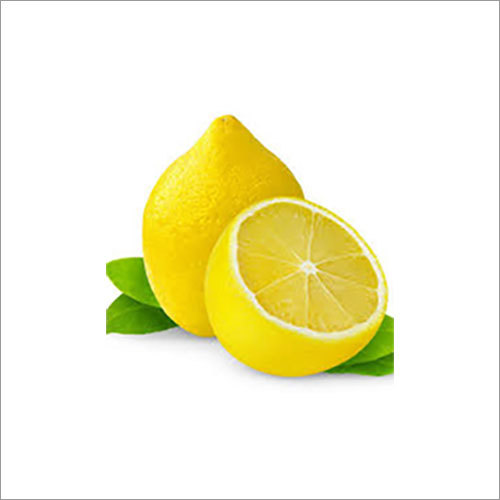 Organic Fresh Lemon