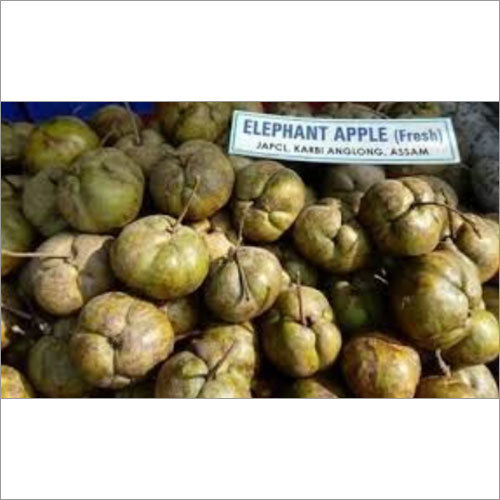 Organic Elephant Apple