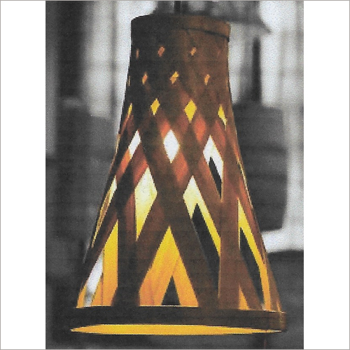 Weaved Model Lampshade