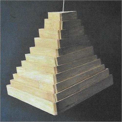 Pyramid Lampshade