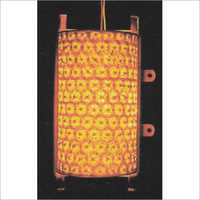 Halfround Pineapple Lampshade