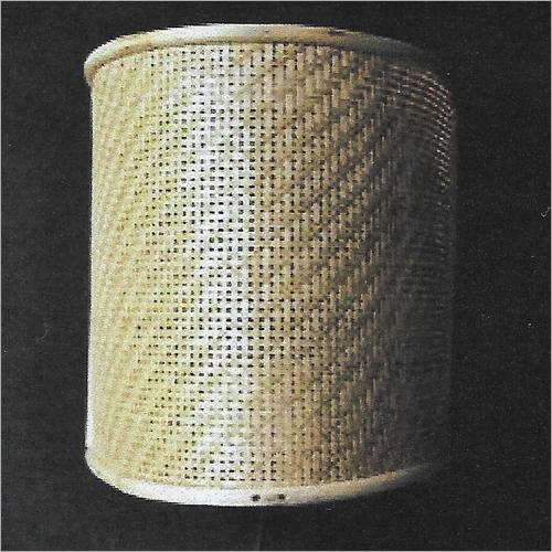 Weaved Wallmount Lampshade