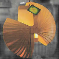 Shell N Paper Lampshade