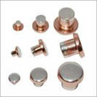 AgNi Silver Alloy Electrical Contact