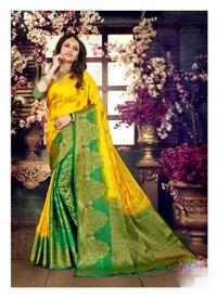 Rich Art Silk Weaving Saree