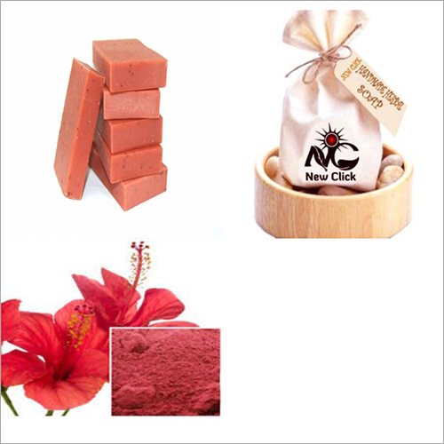 Love Hibiscus Soap