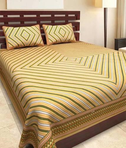 lining  printed Bed Sheet