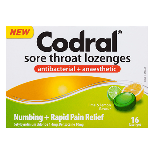 Throat Lozenges