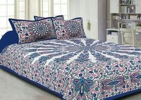 Mugal Printed Bed Sheet