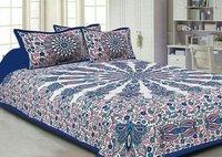 Mugal Printed Bed Sheet