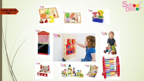 Activity Toy Set