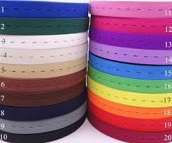 Button Hole Elastic Tape