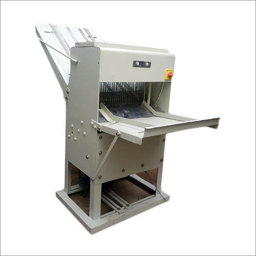 Table Top Slicer Machine