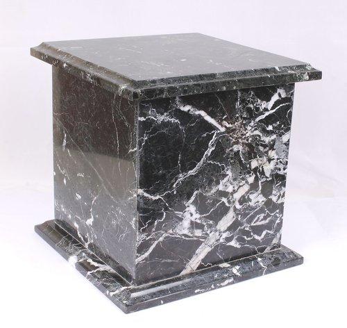 Zebra Extra Large Aluminum Companion Urn (Double Capacity)