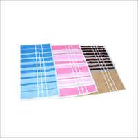 Striped Bath Towel