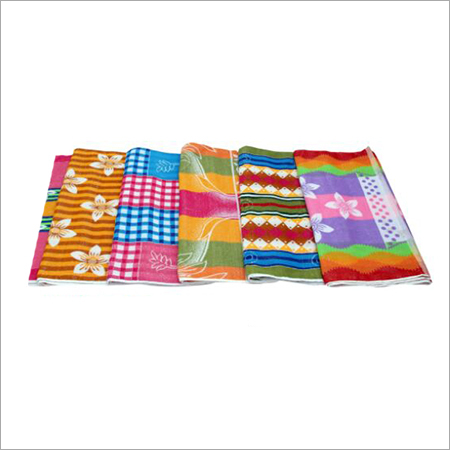 Designer Printed Bath Towel
