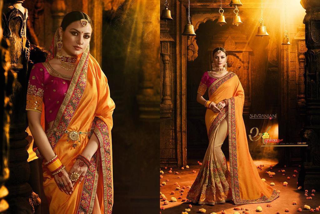 Wedding Designer Sarees