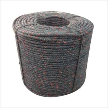 Multi Coloured Cotton Ban Rope Coil