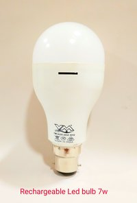 RECHARGEABLE BULB 12W