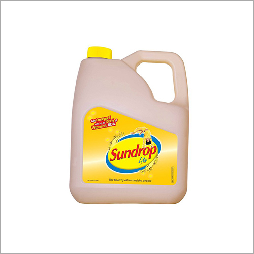 2 Lt Sundrop Edible Oil Pack