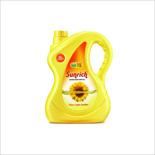 Sunrich Refine Sunflower Oil Bottle