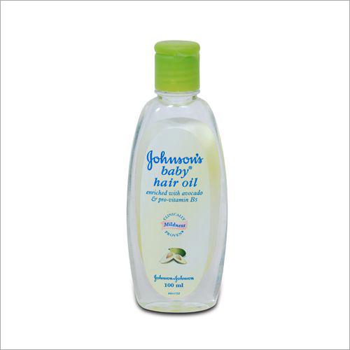 100 ml Johnson Baby Hair Oil