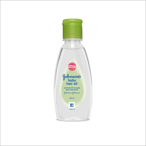 200 ml Johnson Baby Hair Oil