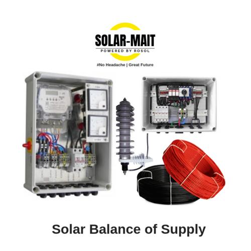 Solar AJB/DCDB