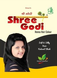 Shree Godi Henna Black Hair Colour